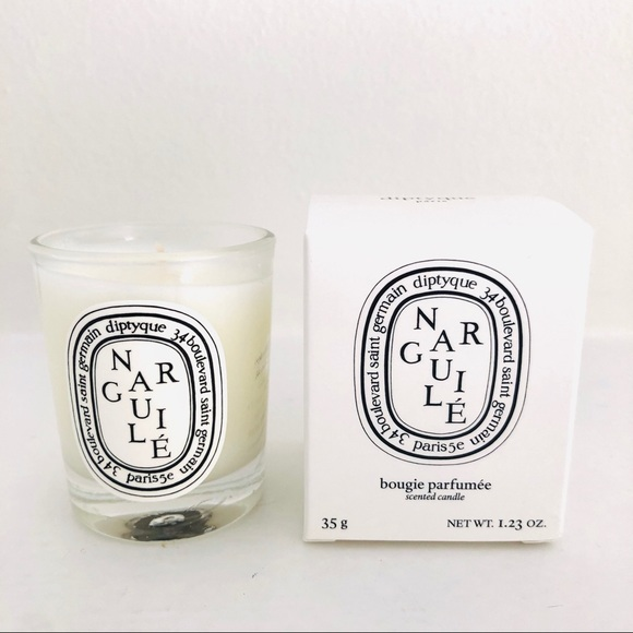 Diptyque mini travel candle - NARGUILE